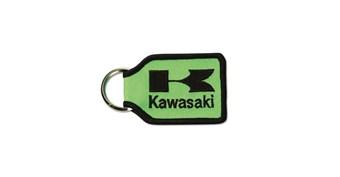 Kawasaki Woven Key Fob