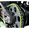 RK MXZ Green Racing Chain photo thumbnail 1