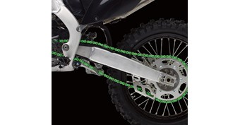 RK EXW/GXW Green Racing Chain