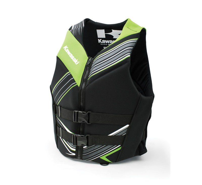 Jet Ski® Jammer Neoprene Vest detail photo 1