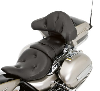 Pillow Top Gel Seat, Rear