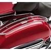 Saddlebag Top Trim Set, Chrome photo thumbnail 1