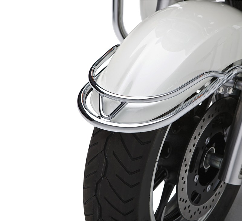 Fender Trim, Chrome detail photo 2