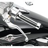 Handlebar Grip Set, Chrome photo thumbnail 1