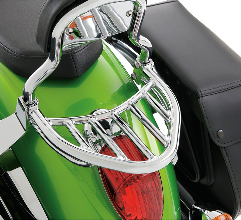 Luggage Rack, Chrome detail photo 1