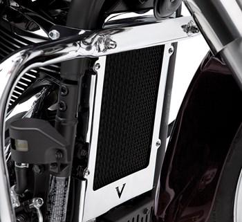 Radiator Cover, Chrome