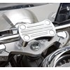 Billet Handlebar Clamp, Chrome photo thumbnail 1