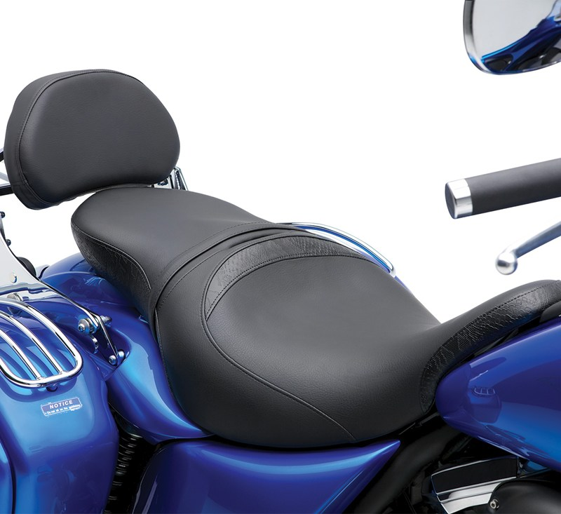 KQR™ Passenger Backrest detail photo 1