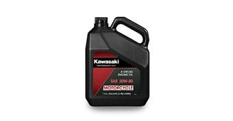 Kawasaki Performance 4-Stroke Engine Oil, Gallon, 20W-50