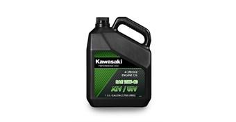 Kawasaki Performance 4-Stroke ATV/Utility Vehicle Engine Oil, Gallon, 10W-40