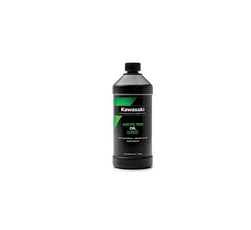 Kawasaki Performance Air Filter Oil detail photo 1