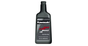 Kawasaki Gear & Wet Brake Oil, 1 Quart