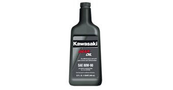 Kawasaki Gear Oil, 1 Quart, 80W-90