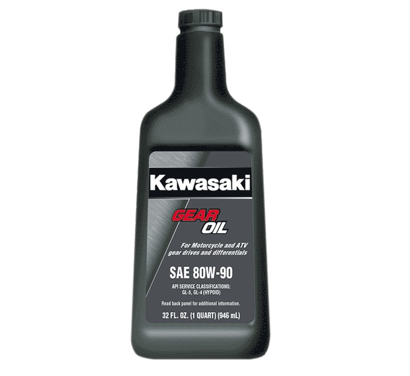 Kawasaki Gear Oil, 1 Quart, 80W-90 detail photo 1
