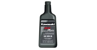 Kawasaki Gear Oil with Limited Slip Additive, 1 Quart, 80W-90