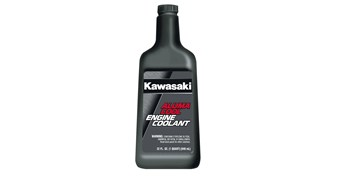 Kawasaki Aluma-Cool Engine Coolant, Pre-Diluted 32 fl. oz.