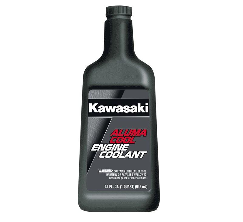 Kawasaki Aluma-Cool Engine Coolant, Pre-Diluted 32 fl. oz. detail photo 1