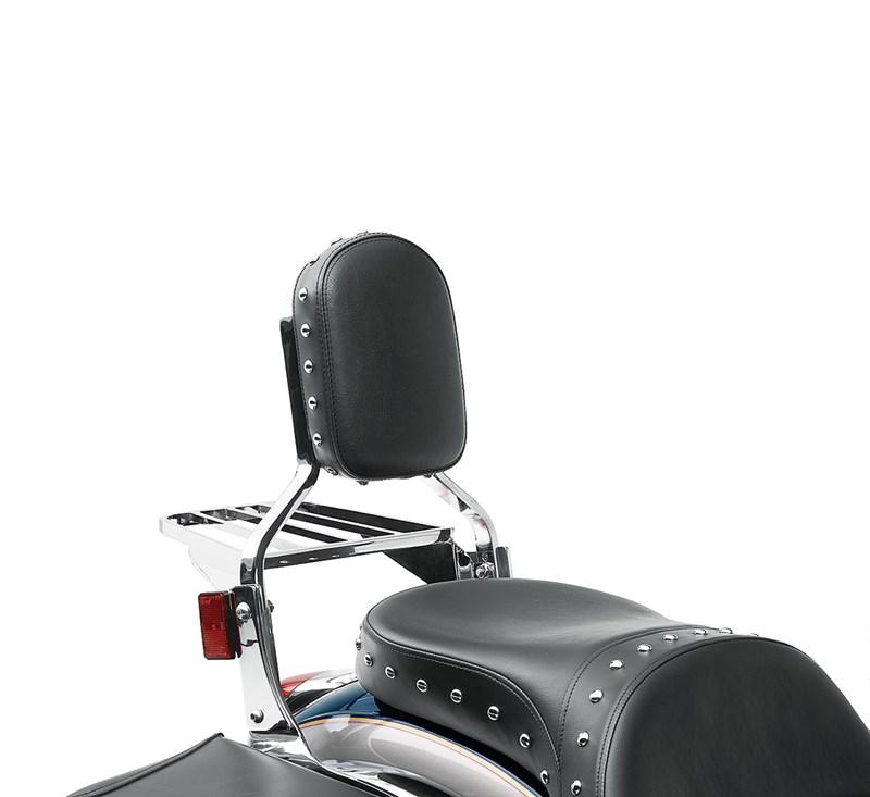 Passenger Backrest, Frame detail photo 2