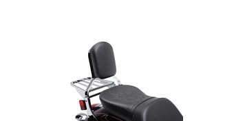 Passenger Backrest, Frame