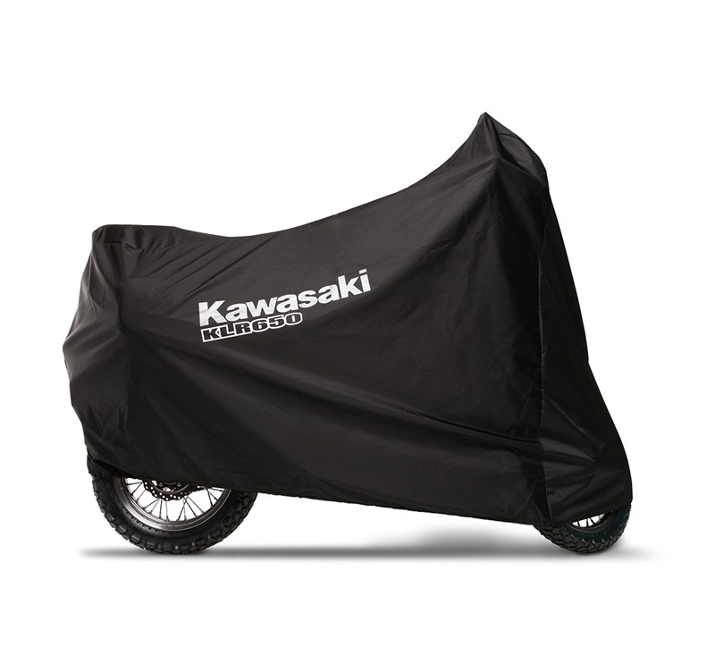 KLR™ 650 Cover detail photo 1