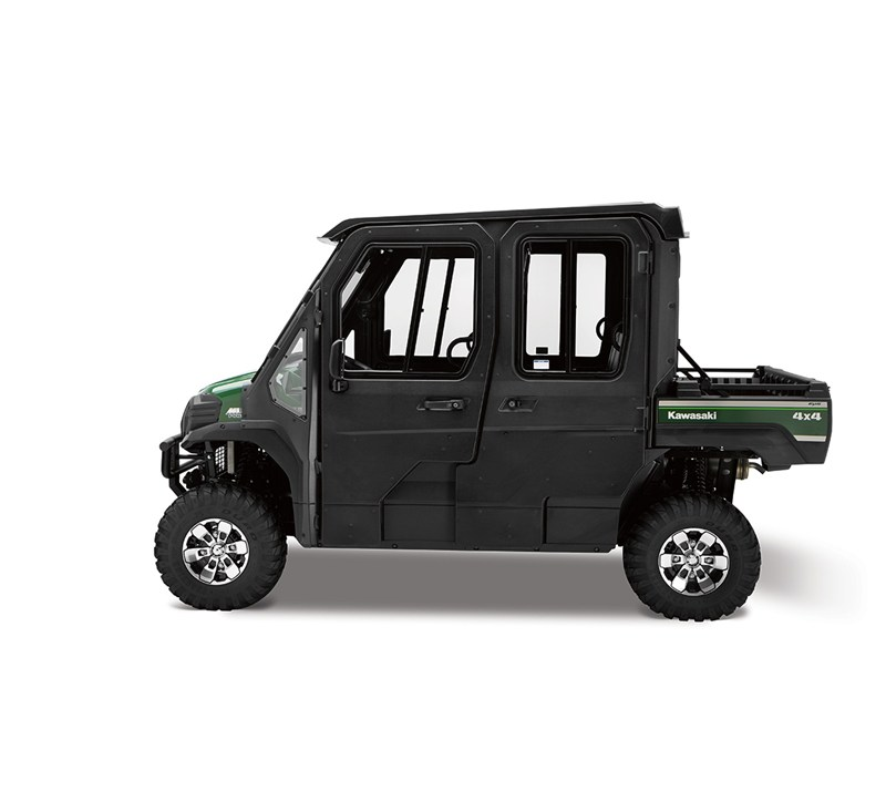 Hard Cab Enclosure, Roof and Frame detail photo 4
