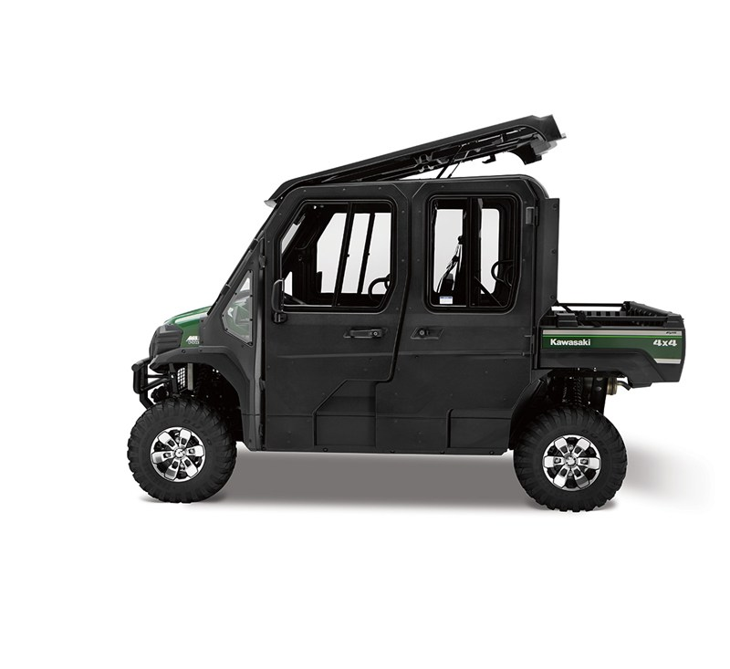 Hard Cab Enclosure, Roof and Frame detail photo 5