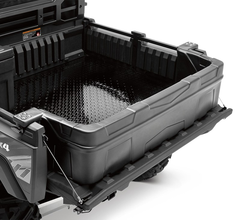 KQR™ Cargo Bed Extender detail photo 4