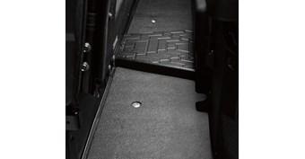 Rear Floor Mat Set