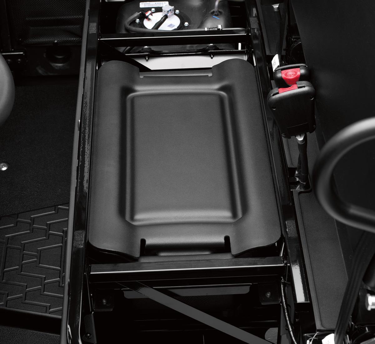 Side X Side Underseat Storage Bin