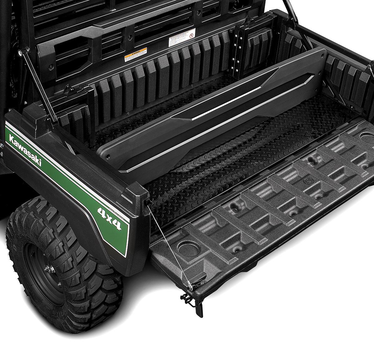 cargo bed divider