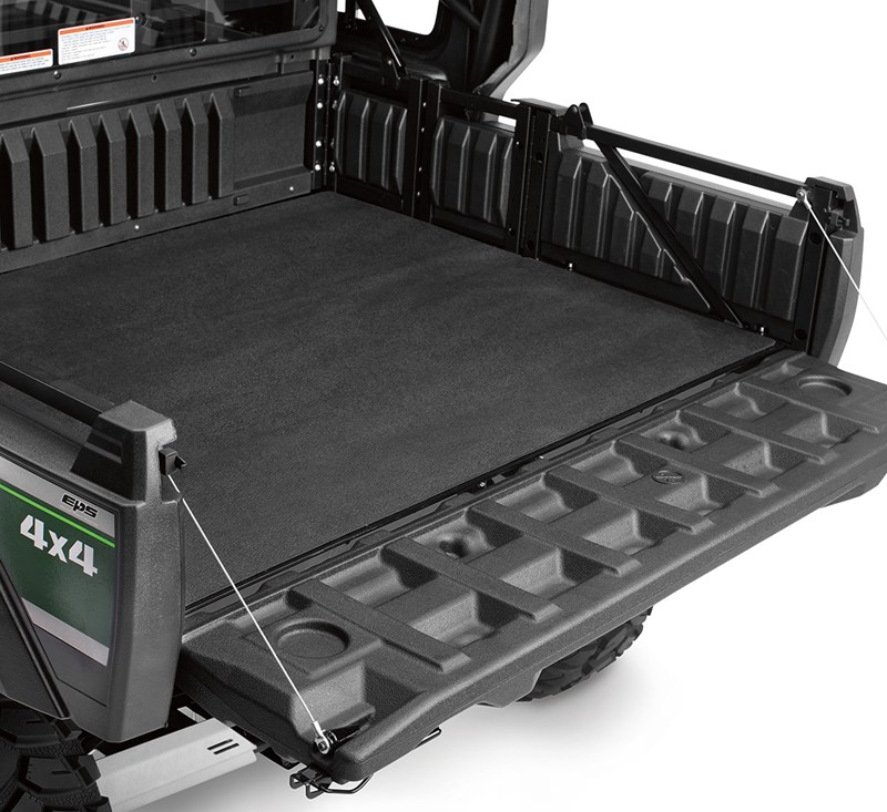 Cargo Bed Mat, Two Piece detail photo 2