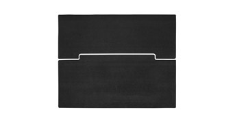 Cargo Bed Mat, Two Piece