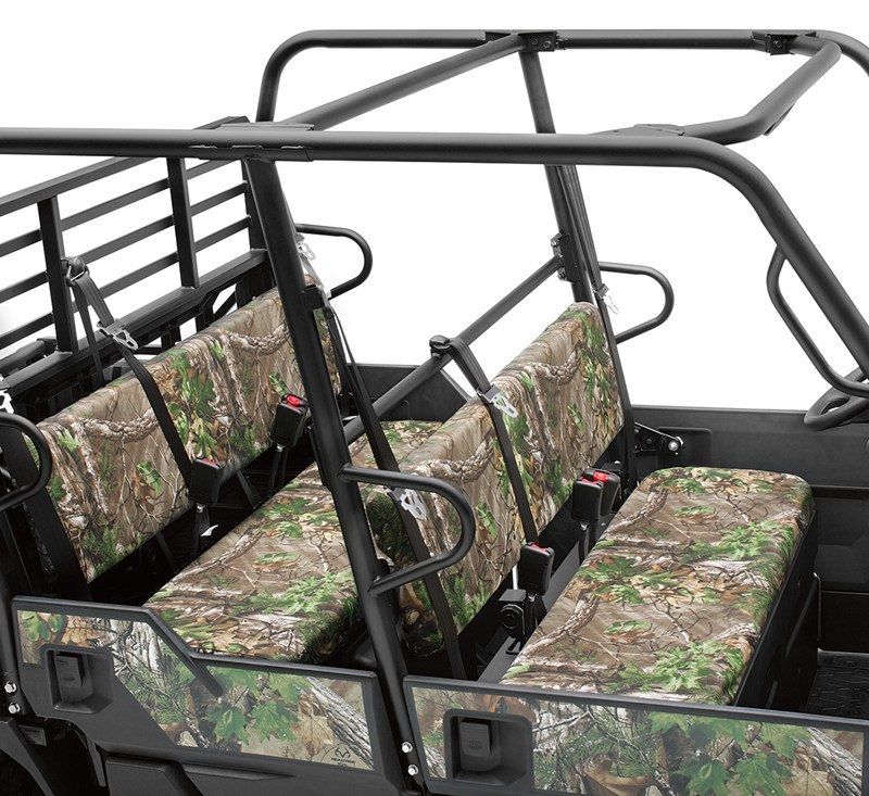 Seat Cover, Realtree® Xtra® Green detail photo 1