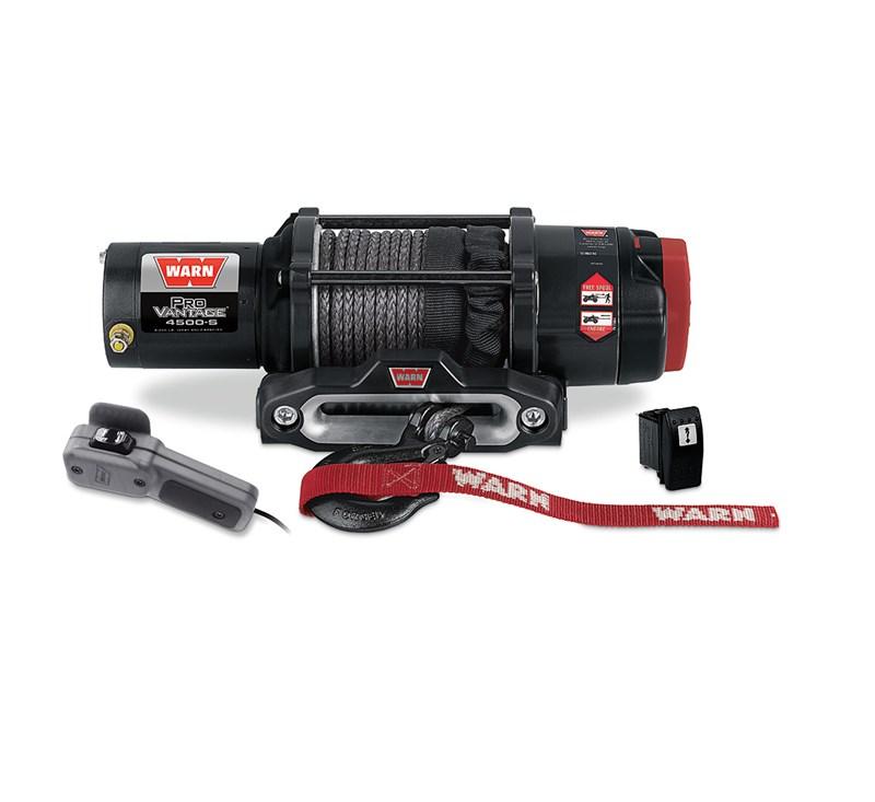 WARN® ProVantage™ 4500S Winch detail photo 1
