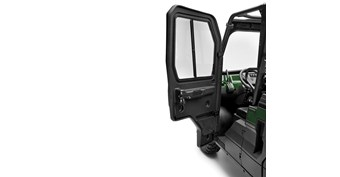 Hard Cab Enclosure, Door Set