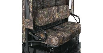 Seat Cover, Realtree® Xtra® Green