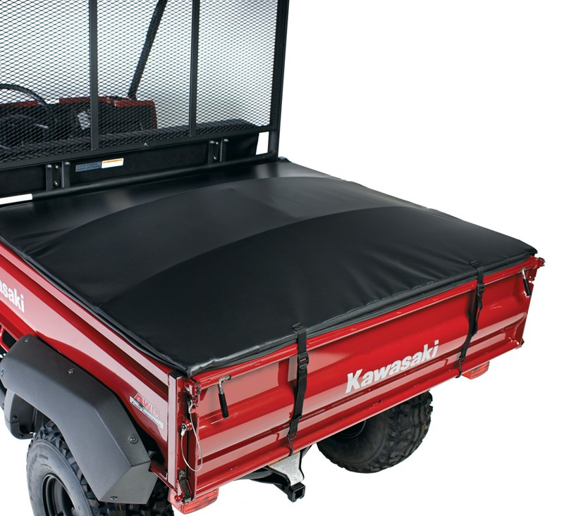 Cargo Bed Tonneau Cover detail photo 1