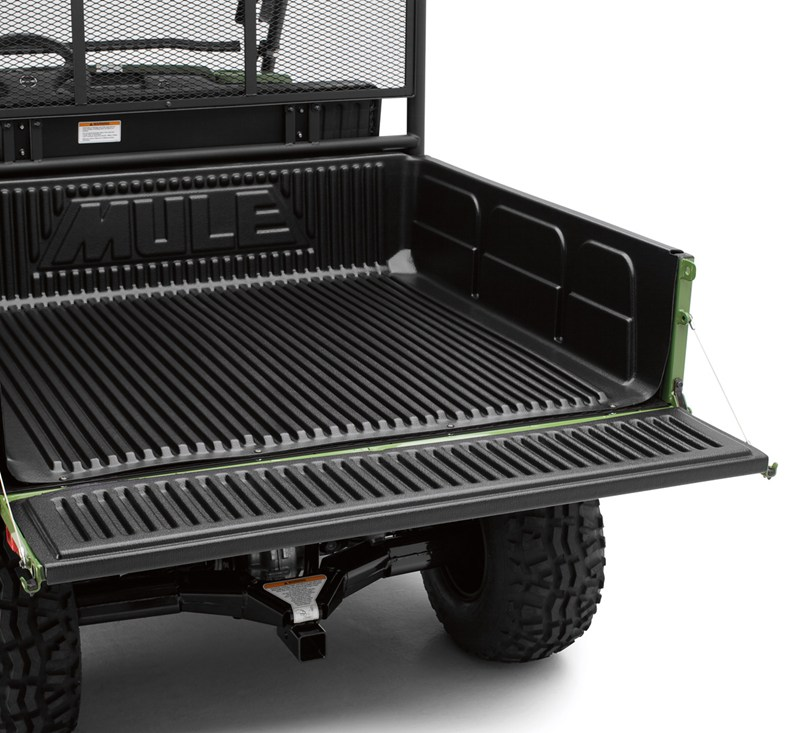 Cargo Bed Liner, Slip-Resistant detail photo 1