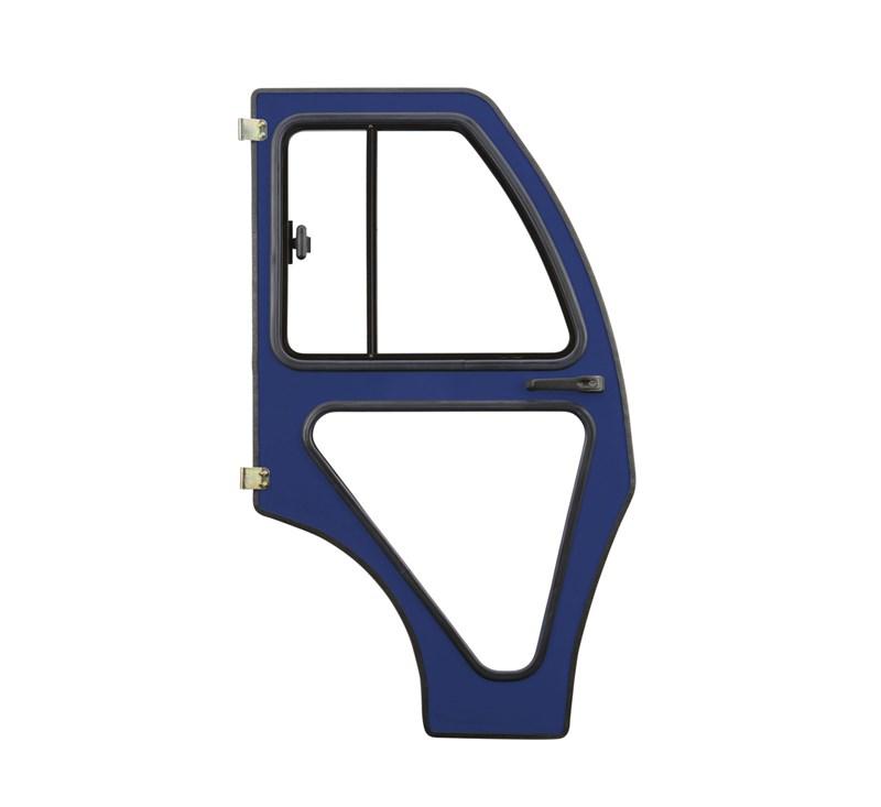 Steel Door Set, Smoky Blue detail photo 1