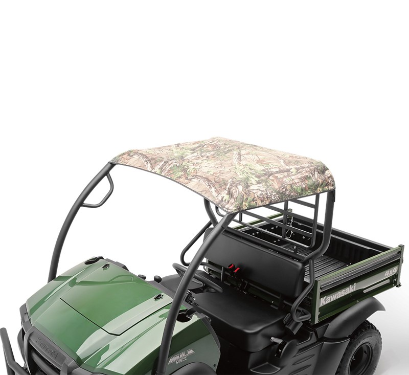 Soft Roof, Realtree® Xtra® Green detail photo 1