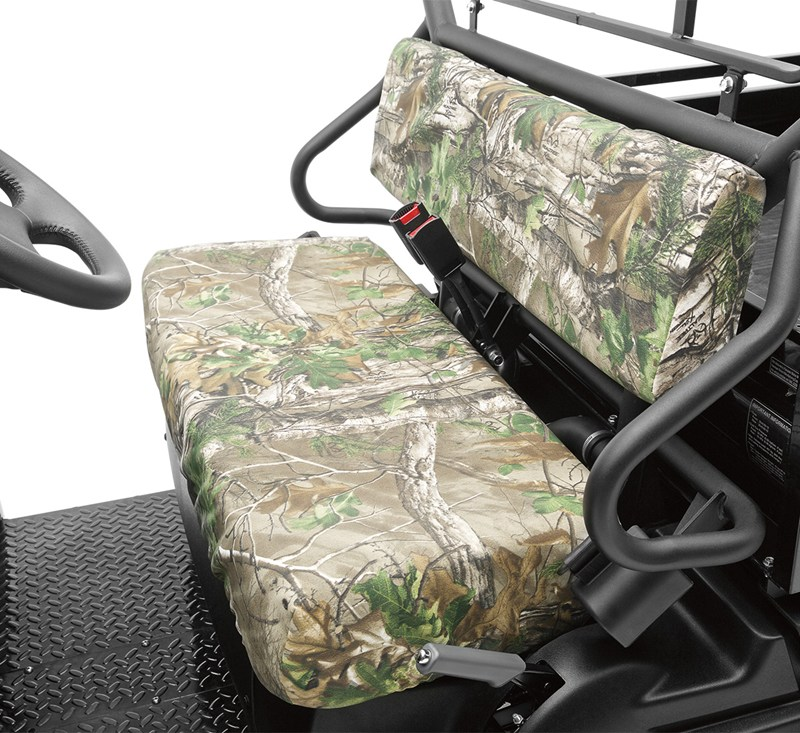 Seat Cover, Realtree® Xtra® Green detail photo 2