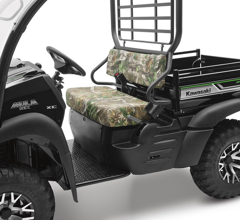 Seat Cover, Realtree® Xtra® Green detail photo 3
