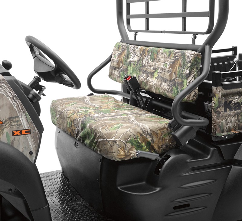Seat Cover, Realtree® Xtra® Green detail photo 5