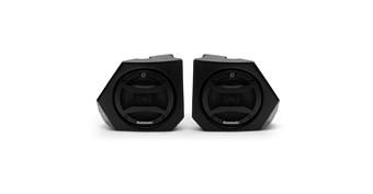 Rear Pod Speaker Set by Hifonics®