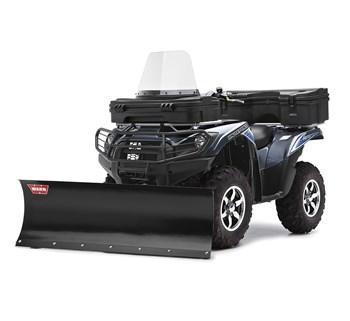 "WARN® Pro Vantage™ Plow System, Front Mount, Plow Blade 54"""