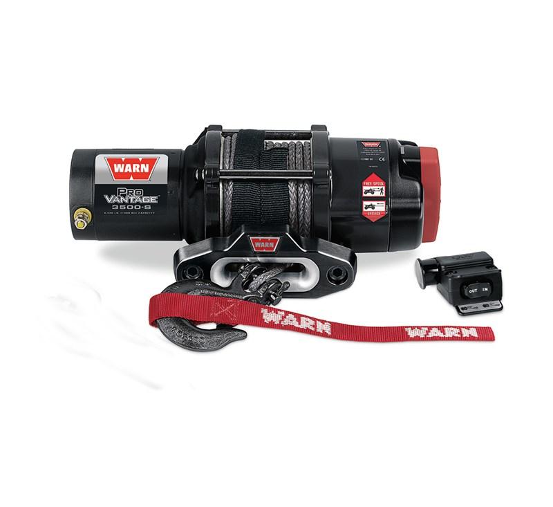 WARN® ProVantage™ 3500S Winch detail photo 1