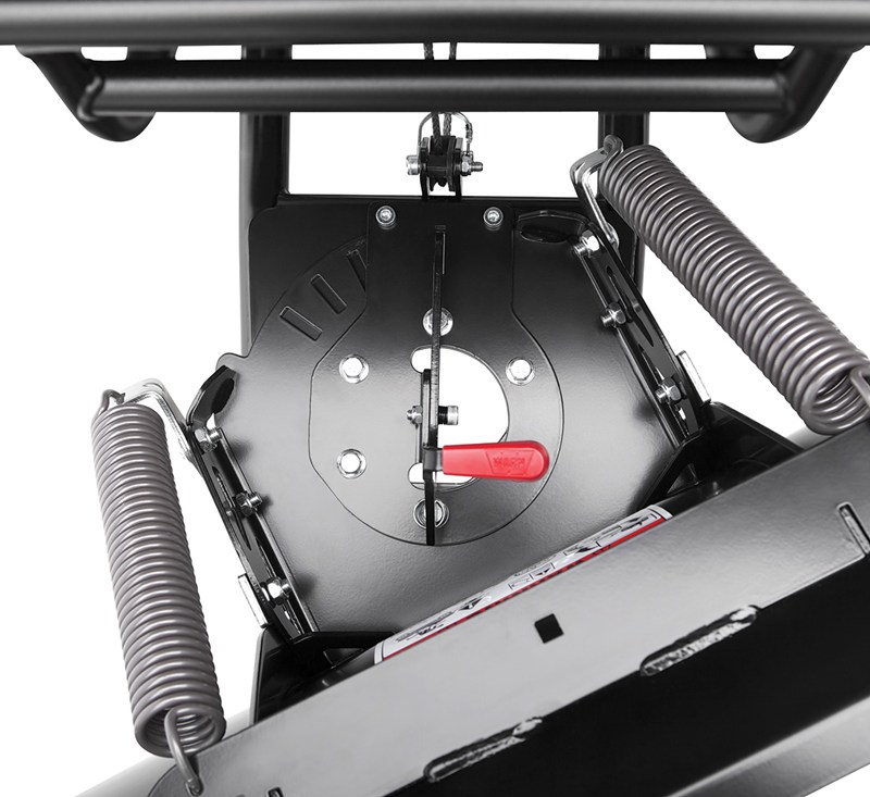 WARN® Pro Vantage™ Plow System, Front Mount, Plow Frame detail photo 1