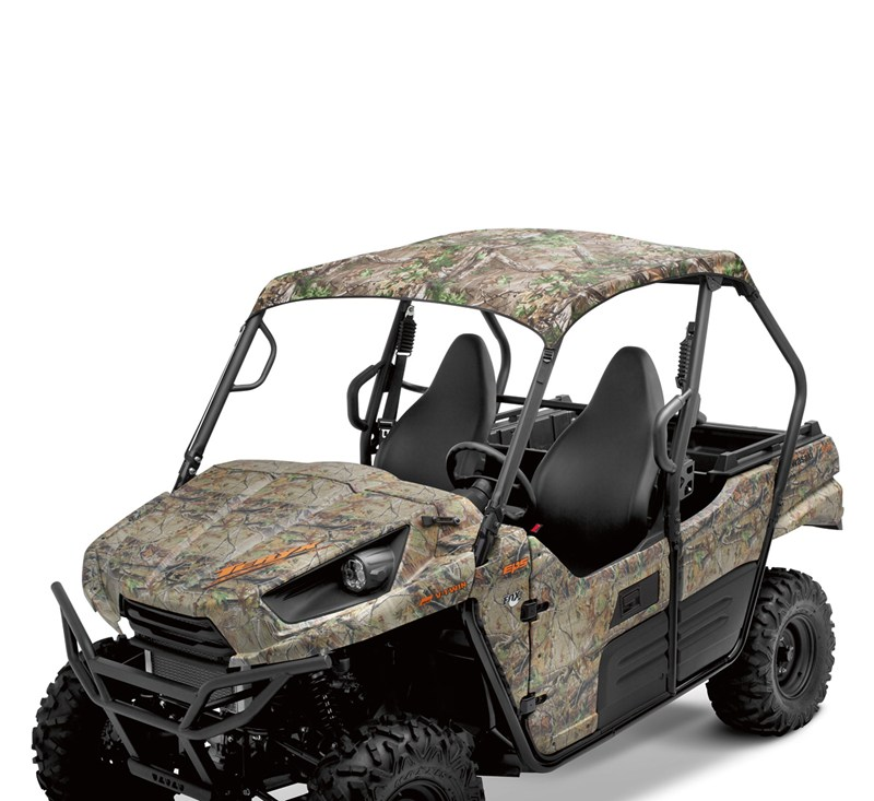 Soft Roof, Realtree® Xtra® Green detail photo 2