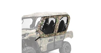 Soft Cab Enclosure, Door Set, Realtree® Xtra® Green