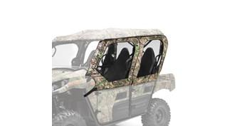Soft Cab Enclosure, Door Set, Realtree® Xtra® Green